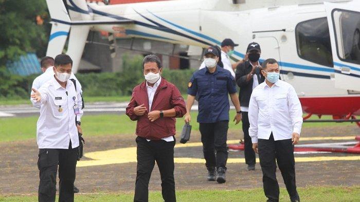 Menteri Trenggono Siap Genjot Budidaya Lobster Dalam Negeri