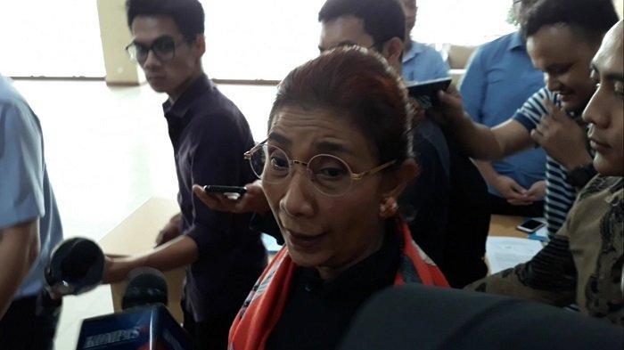 Respons Susi Pudjiastuti Ditanya Soal Kesiapannya Kembali Menjadi Menteri Jokowi