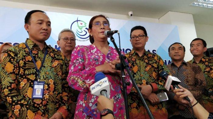 Akhir Masa Jabatan, Menteri Susi Tuntaskan Janji Presiden Jokowi