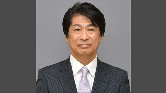 Menteri Kesehatan Jepang Norihisa Tamura.