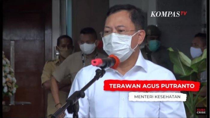 Menteri Kesehatan (Menkes), Terawan Agus Putranto memberikan tanggapan terkait rencana Kementerian Pertanian (Kementan) untuk memproduksi kalung dengan klaim antivirus Corona.