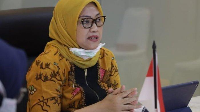 Menteri Ketenagakerjaan Ida Fauziah