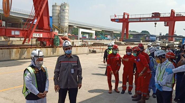 Menaker Pastikan Ada Pengawasan 2000 TKA di Proyek Kereta Cepat Jakarta-Bandung