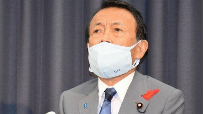 Sayonara Menteri Keuangan Terpanjang di Jepang Taro Aso