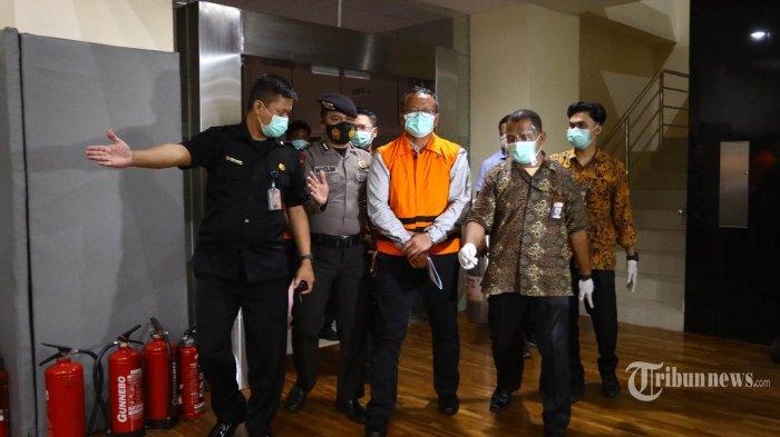 KPK Beberkan Kronologi Penangkapan Menteri KKP Edhy Prabowo
