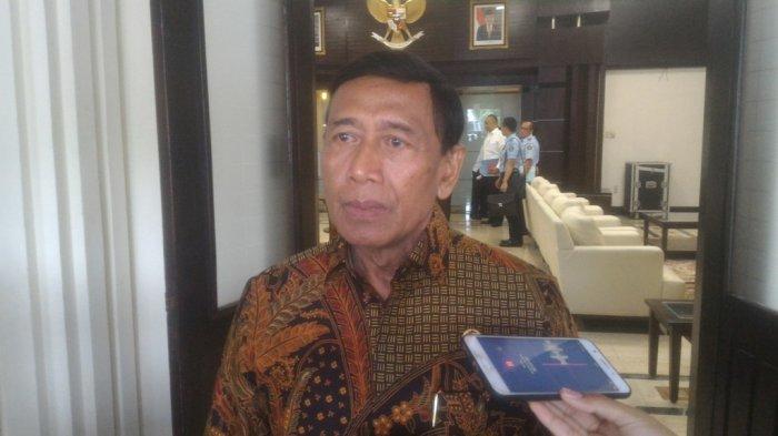 Wiranto Ungkap Penyebab Panglima TNI Dilarang Masuk AS