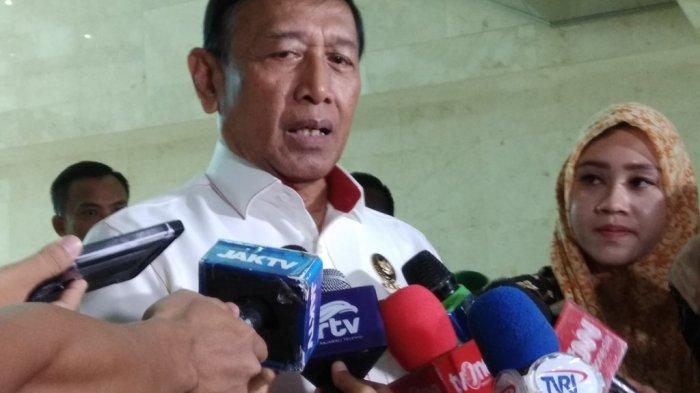 Sukses Jaga Keamanan Nasional, Wiranto Apresiasi TNI dan Polri