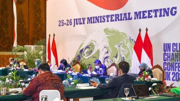 Menteri LHK: Climate Actions Perlu Kebijakan Strategis dan Kerja Sama di Tingkat Nasional dan Global