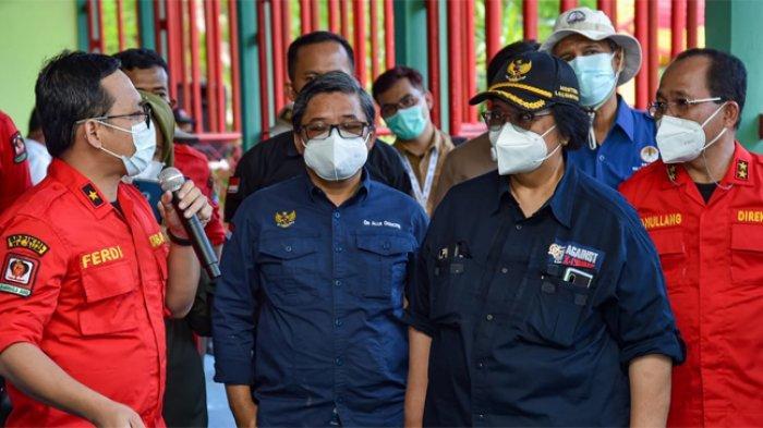 Menteri Siti Nurbaya Berharap Tak Ada Duet Bencana di Riau, Covid-19 dan Karhutla