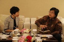 Indonesia Mendapat Alokasi USD 78,48 Juta untuk Lingkungan Hidup dan Kehutanan