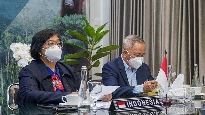 Menteri LHK Tekankan 3 Poin Penting Terkait Kerangka Kerja Biodiversitas
