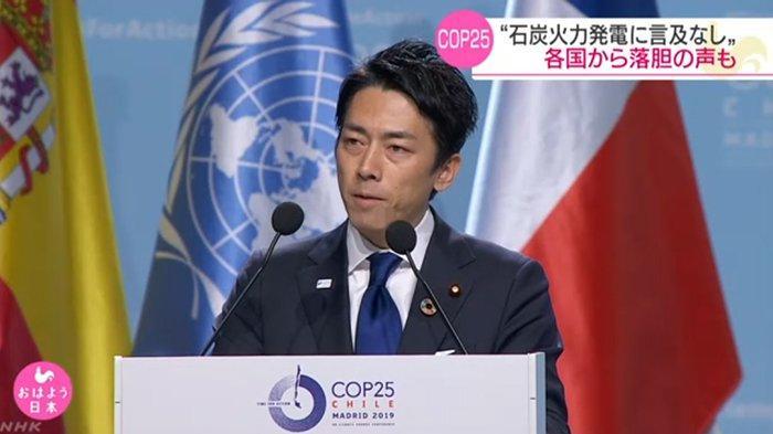 Menteri Lingkungan Hidup Jepang Tak Mengungkap Cara Antisipasi Pembangkit Listrik Tenaga Batu Bara