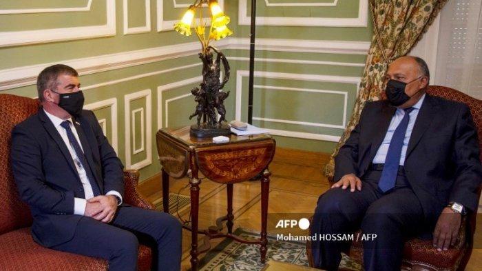 Kepala Intelijen Mesir Bertemu Hamas di Gaza untuk PerkuatGencatan Senjata dengan Israel