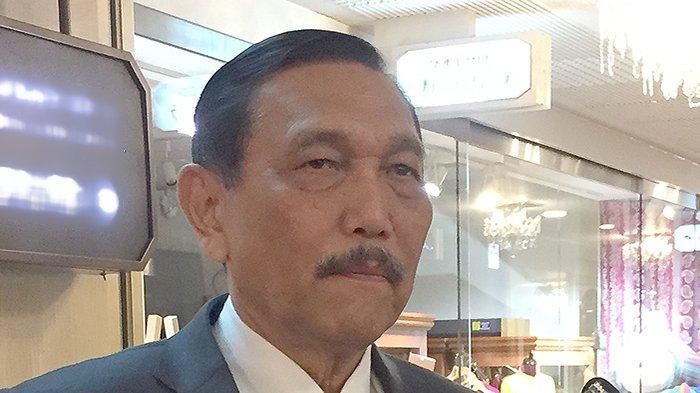 Menko Bidang Kemaritiman dan Investasi, Luhut Binsar Panjaitan saat di Jepang.