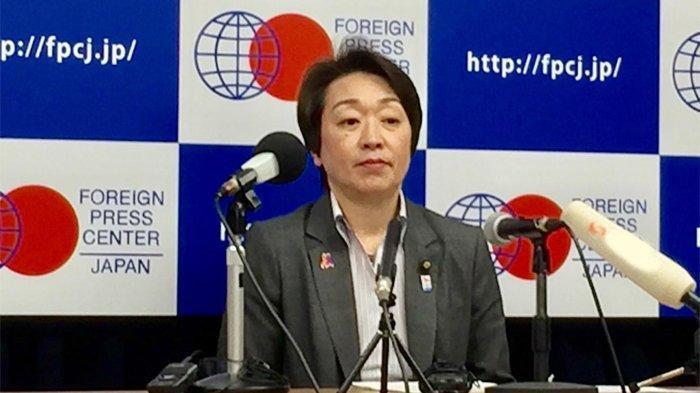 Menteri Seiko Hashimoto Kembali Tegaskan Olimpiade Tokyo Jepang Dibuka 23 Juli 2021