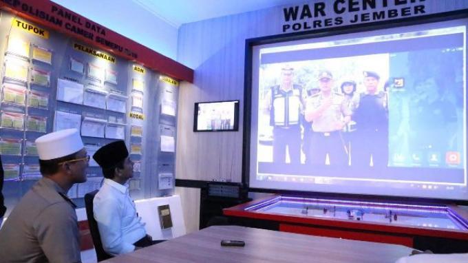 Apresiasi Pelayanan Publik Polres Jember, Yuddy Chrisnandi: Inovasi Tak Harus Berbiaya Mahal