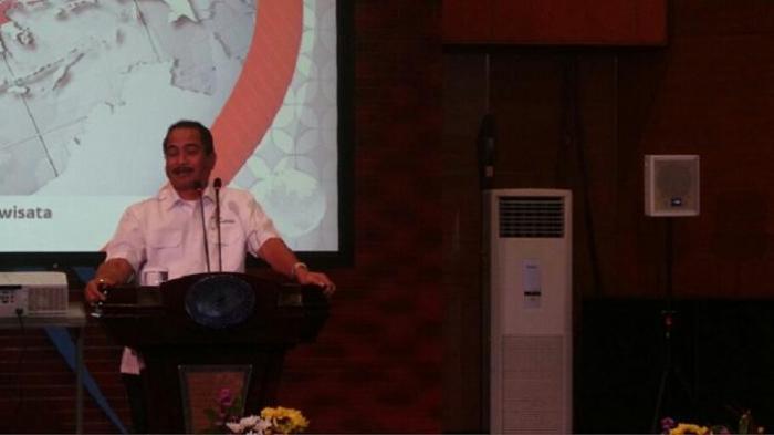 """Menpar Arief Yahya Getol Bangun Belitung Dengan """"pintu"""" Kawasan Ekonomi Khusus Pariwisata"""