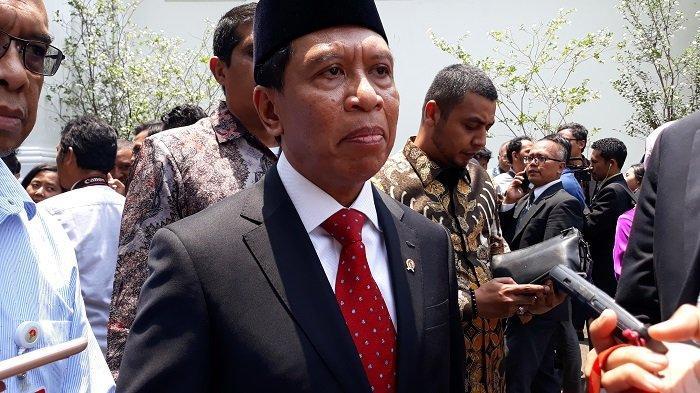 Presiden Jokowi Perintahkan Menpora Zainudin Amali Cari Bibit Pemain Sepak Bola