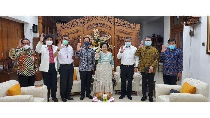 Ahmad Basarah Ungkap Isi Pertemuan Megawati dan Nadiem Makarim