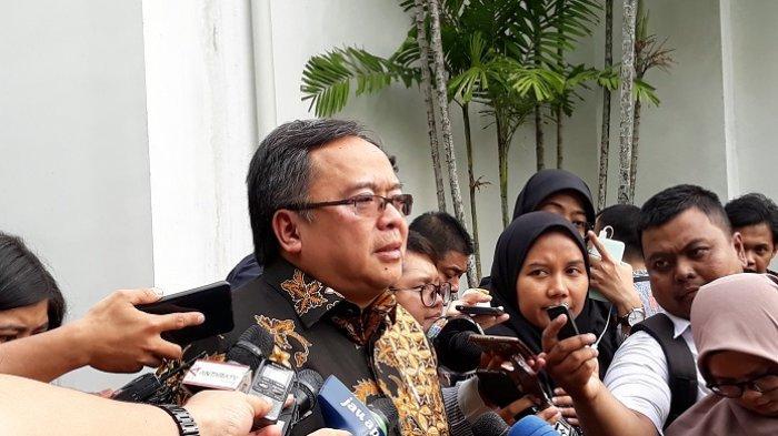 Bambang Brodjonegoro Sebut Mayoritas Lahan Calon Ibu Kota di Bawah Kendali Pemerintah