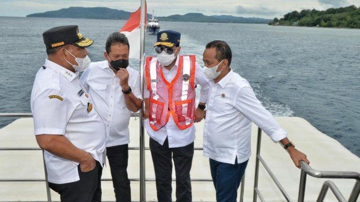 Kemenhub Siapkan Pembangunan Pelabuhan Terintegrasi di Maluku