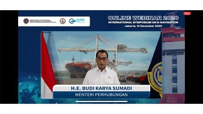 Indonesia Berkomitmen Wujudkan Visi Poros Maritim Global Melalui Penerapan E-Navigation