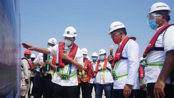 Pelabuhan Patimban Subang Akan Beroperasi Desember 2020