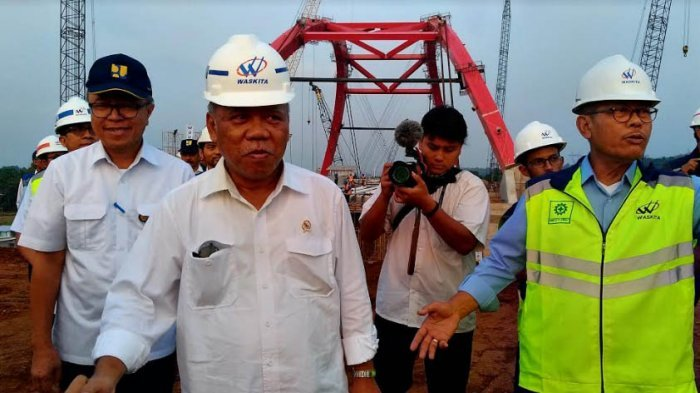 Jalan Tol Trans Jawa Dipastikan Bisa Dilintasi Pemudik