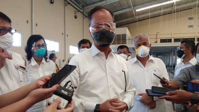 Menperin Ancam Bekukan Pabrik Tak Lapor IOMKI