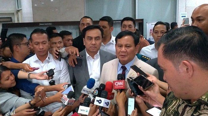 PKS Kritik Kunjungan Menhan ke Luar Negeri, Prabowo: Kita Butuh Keliling, Harus Pelajari Alutsista