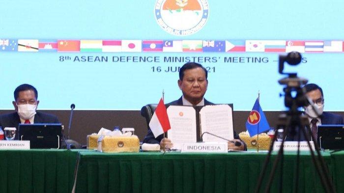 Prabowo Apresiasi ADMM-Plus Atas Respons Cepat dan Bantuan Nyata Dalam Insiden KRI Nanggala-402