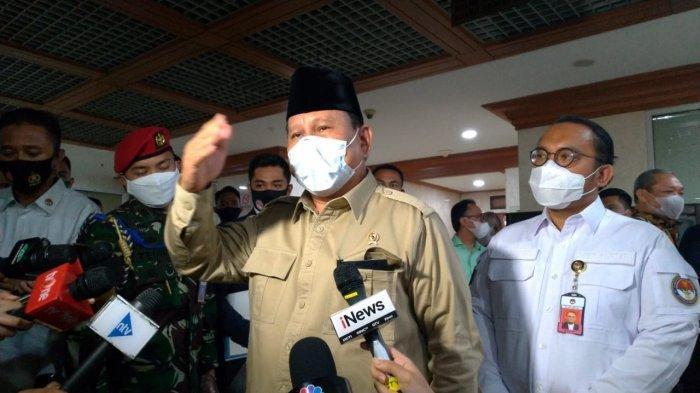 Prabowo Sebut Demo Tolak UU Ciptaker Dimanfaatkan Pihak Tertentu, Jubir Gerindra: Berdasarkan Ilmu