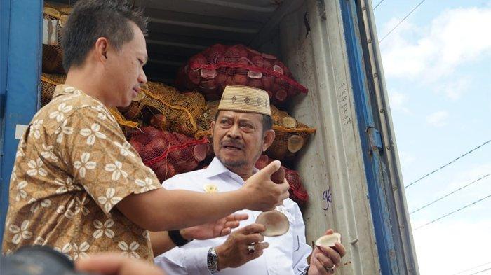 Neraca Perdagangan Sektor Pertanian Mengalami Surplus