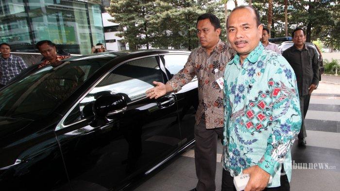 Andrinof Chaniago: Saya Yakinkan Jokowi Jembatan Selat Sunda Tidak Tepat