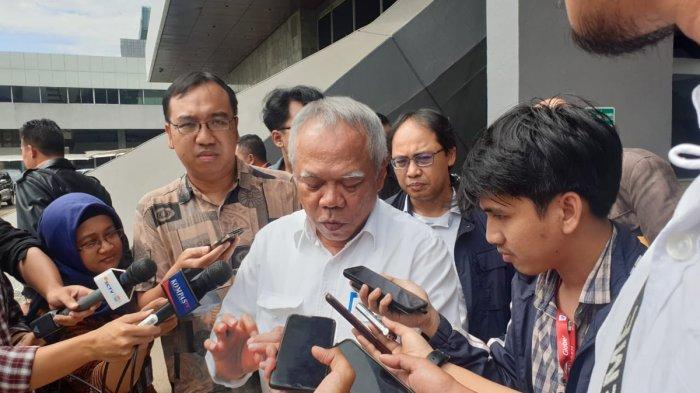 Hasil pemeriksaan virus Corona Menteri Pekerjaan Umum dan Perumahan Rakyat (PUPR) Basuki Hadimuljono telah keluar dan dinyatakan negatif.
