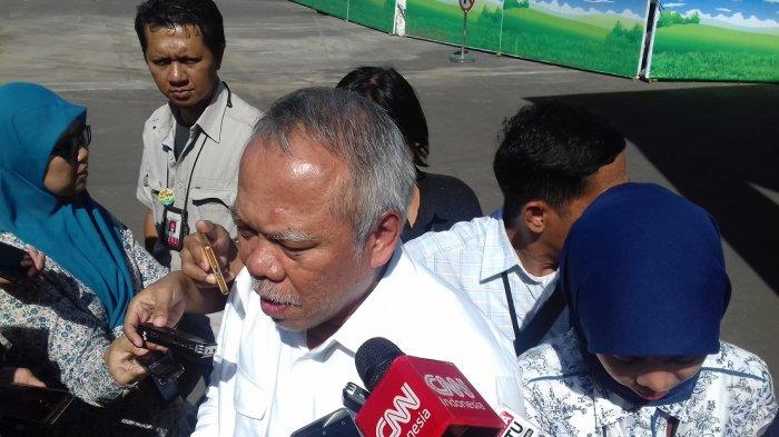 Cegah Longsor Lagi, Kementerian PUPR Perkuat Lereng Jalan Raya Sentani
