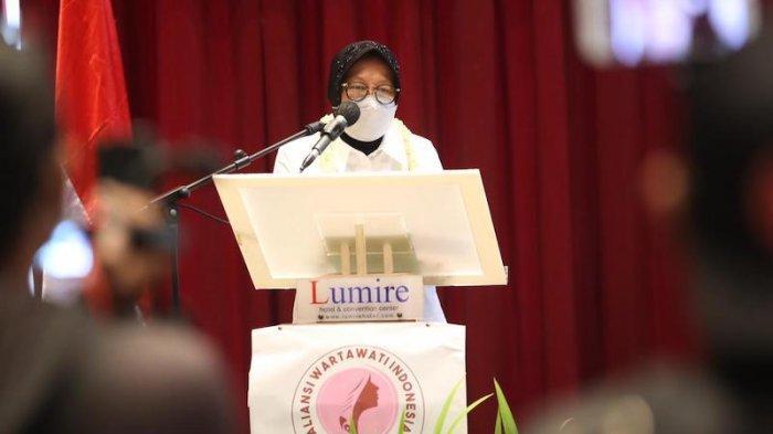 Mensos Risma: Peran Perempuan Semakin Kompleks di Era Pandemi Covid-19