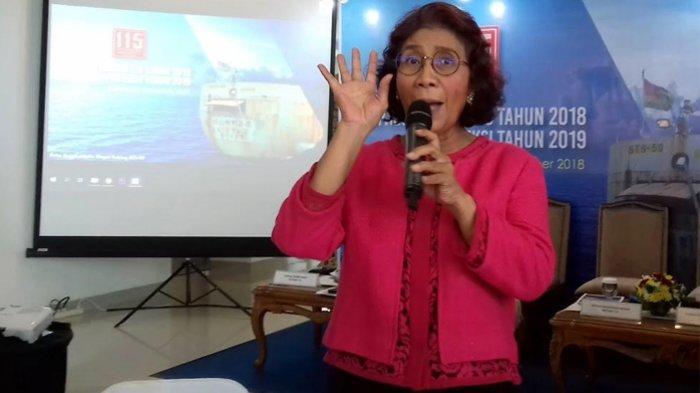 Nyali Besar Menteri Susi: Sekalipun Jenderal yang Telepon Saya Tidak Takut