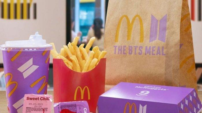 BTS Meal Sukses, Ini Strategi Pemasaran yang Digunakan McDonald's