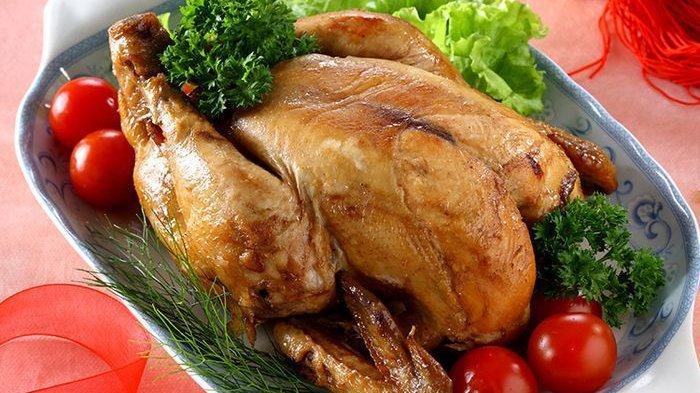 Menu Imlek: Resep Ayam Panggang Oriental