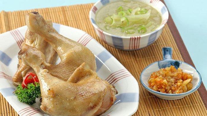 Menu Imlek: Resep Ayam Peksak