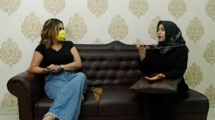 Respons Salsabillih istri Aldi Taher, apabila sang suami mulai bertindak aneh di media sosial.