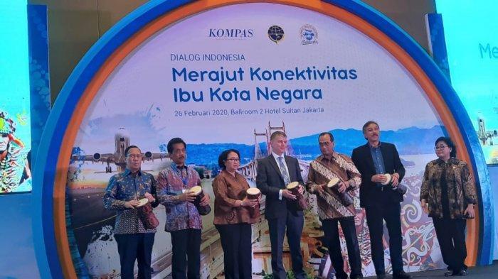 Luhut: Konsep Ibu Kota Baru di Kaltim Jadi Pembahasan Negara Lain