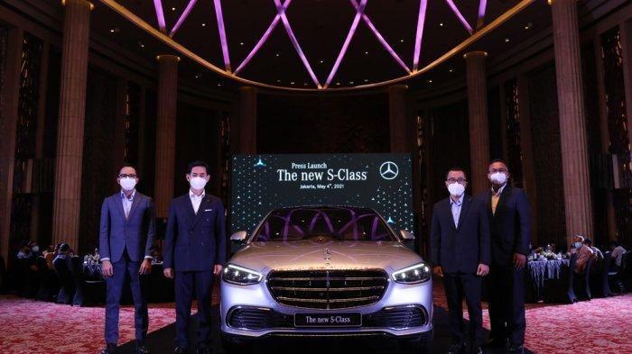 Mercedes-Benz Pastikan Perakitan S Class S450 di Indonesia