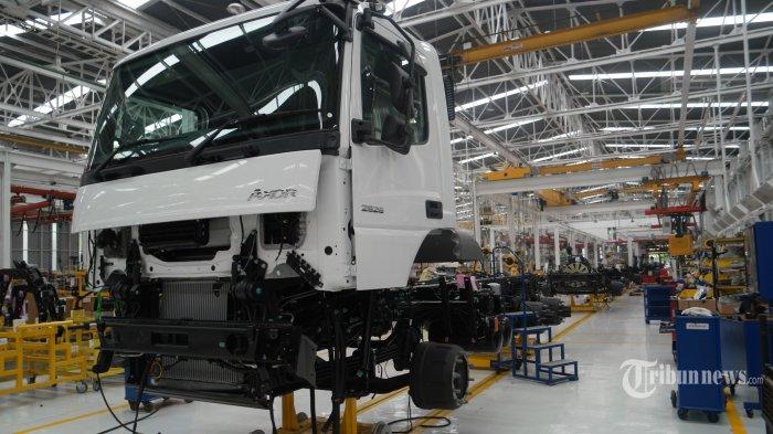 Setoran Pajak Industri Sektor Manufaktur Mencapai Rp 103 Triliun