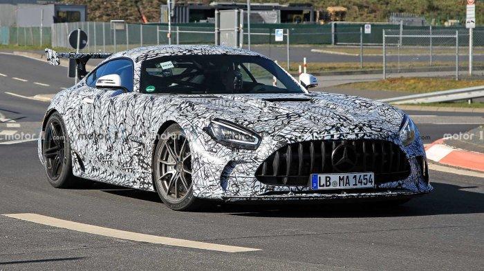 Mercedes-AMG GT Black Series Bakal Mendebut pada Juli Mendatang
