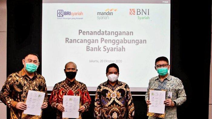 Total Aset Bank Syariah BUMN Hasil Merger Tembus Rp214,6 Triliun