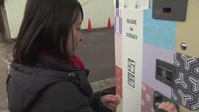 Origami Dijual Lewat Mesin Otomatis di Jepang, Kini Jadi Viral di Kalangan Turis