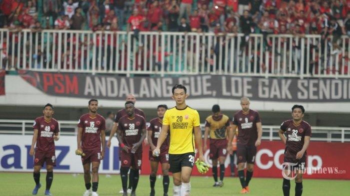 Pemain PSM Makassar