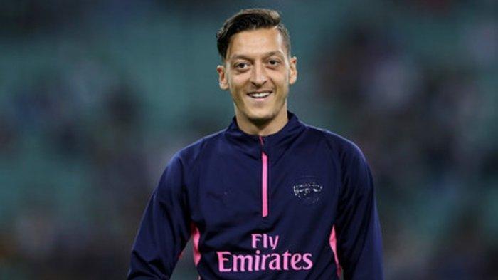 Tindakan Mesut Oezil Tolak Potong Gaji di Arsenal Dinilai Sangat Memalukan